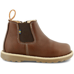 KAVAT Kids Nymölla EP ECO Chelsea Boots Dark Brown